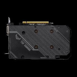 ASUS TUF-GTX1660TI-O6G-GAMING NVIDIA GeForce GTX 1660 Ti 6 Go GDDR6