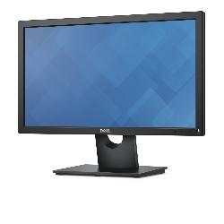 "DELL E Series E2016HV LED display 49,5 cm (19.5"") 1600 x 900 pixels HD+ LCD Noir"