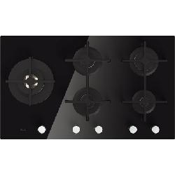 Whirlpool GOA 9523/NB plaque Noir Intégré (placement) Gaz 5 zone(s)