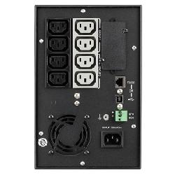 Eaton 5P 1550i Interactivité de ligne 1550 VA 1100 W 8 sortie(s) CA