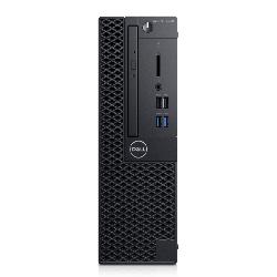 DELL OptiPlex 3060 DDR4-SDRAM i5-8500 SFF Intel® Core™ i5 de 8e génération 4 Go 500 Go Disque dur Windows 10 Pro PC Noir