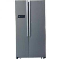 Réfrigérateur Telefunken Side By Side 562L NoFrost (FRIG-TLF2-66N) - Inox