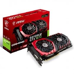 MSI 912-V330-257 carte graphique NVIDIA GeForce GTX 1070 8 Go GDDR5