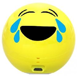 Mini Haut parleur bluetuth JoyfullJazz Cool Emoji