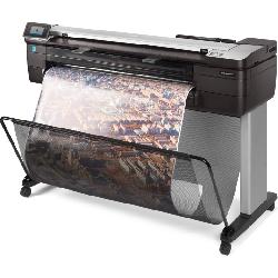 HP Designjet Impresora multifunción de 36 pulgadas T830 imprimante grand format Wifi A jet d'encre thermique Couleur 2400 x 1200 DPI 914 x 1897 mm