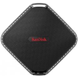 SanDisk Extreme 500 480 Go Noir