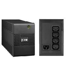 Eaton 5E650I alimentation d'énergie non interruptible Interactivité de ligne 650 VA 360 W 4 sortie(s) CA