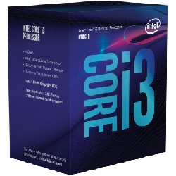 Processeur Intel Core Coffee Lake i3-8100 8é Génération