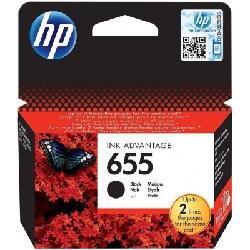 Cartouche d'encre Originale HP 655 - Noir