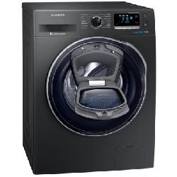 Machine à laver Samsung Frontale Add Wash Inox / 9Kg