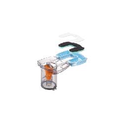 LG VC5320NNT Aspirateur 1,5 L Aspirateur sans sac Sec 2000 W Sans sac