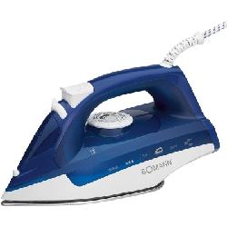 Fer à Vapeur BOMANN 2200 Watt- Bleu