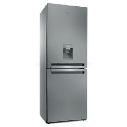 Réfrigérateur WHIRLPOOL 6ème Sens 490 Litres NoFrost (BTNF5011OX-AQ) - Inox
