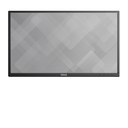 "DELL P2217H LED display 54,6 cm (21.5"") 1920 x 1080 pixels Full HD LCD Noir"